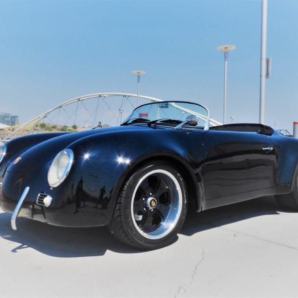 Stratton Motor Cars1956 Porsche 356 Speedster Super Wide