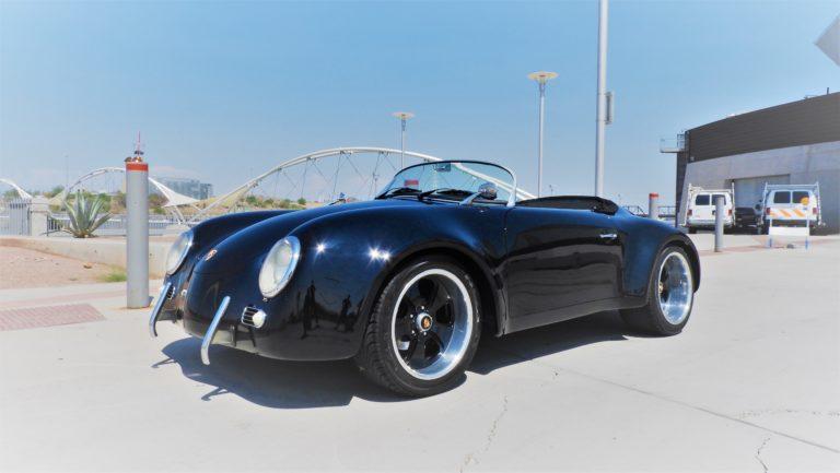 Stratton Motor Carssold 1956 Porsche 356 Speedster Super